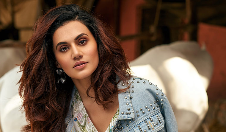 taapsee pannu was once replaced because of hero s wife