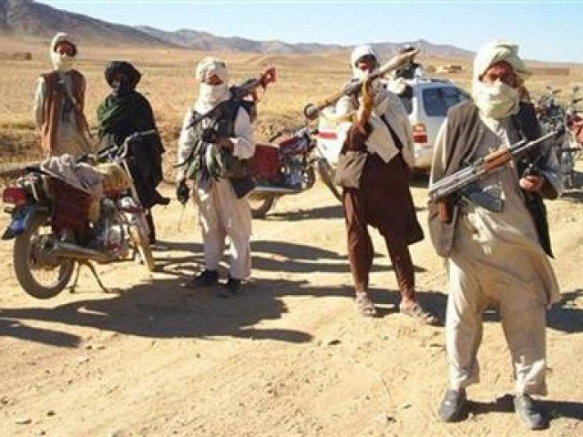 locals have seen foreign militants leaving camps and villages near miramshah photo reuters file