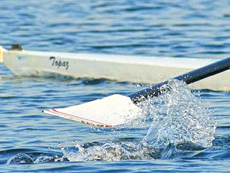 pakistan rowing federation prf official abdul rahim babai said that this championship is a good learning opportunity for the local talent photo file