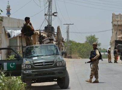 ttp terrorist killed in north waziristan operation