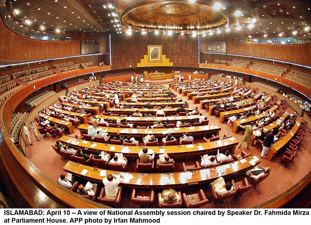 na session lahore debate ends short of fisticuffs