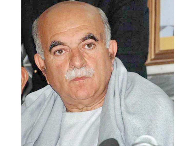 mehmood khan achakzai photo file