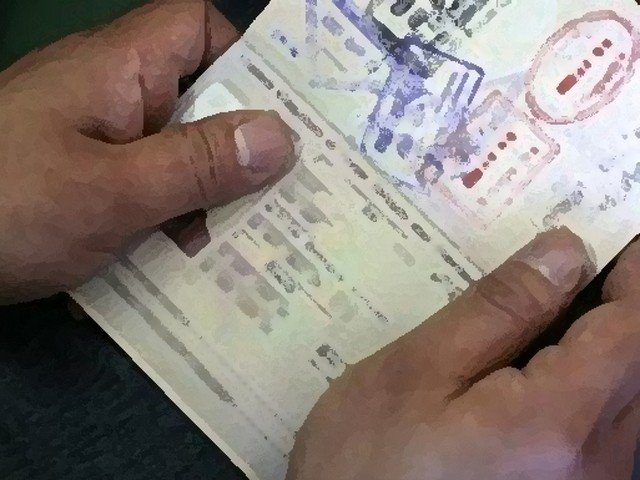 Cases will be registered against foreigners who do not submit applications for visa extensions on time. PHOTO: FILE