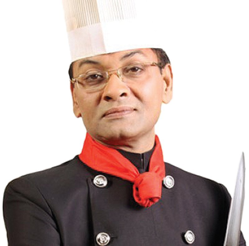 Chef Zakir's philosophy is to create fresh, beautifully cooked, rich in taste foods and has a huge fan following for it. PHOTO: PUBLICITY
