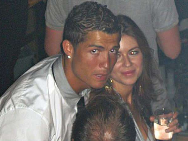 Ronaldo can be seen hanging with the accused in Rain, a nightclub in Las Vegas. PHOTO: MATRIX
