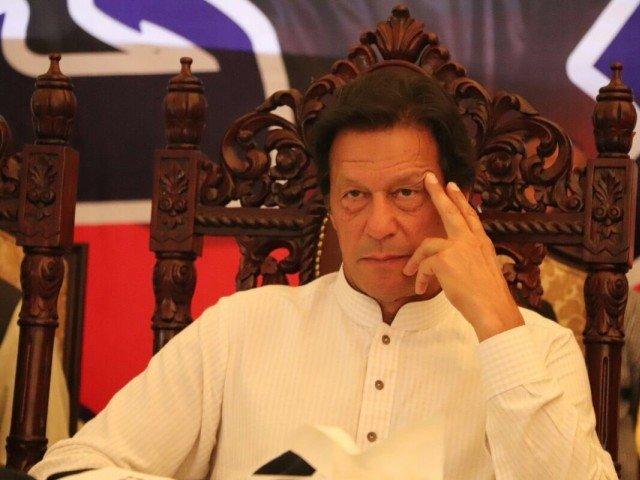 pakistan s economy on right track pm imran
