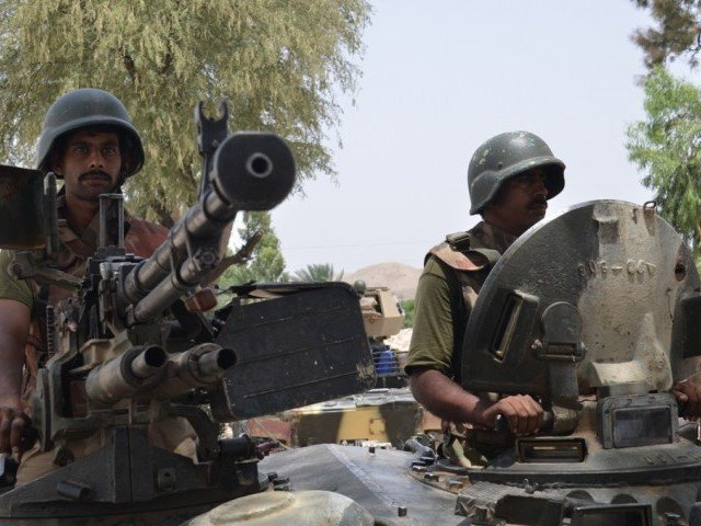 three ttp commanders among four killed in two waziristan ibos