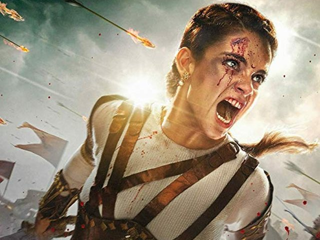 It seems that Manikarnika's filmmakers are heavily influenced by Hollywood's epic war dramas. PHOTO: IMDB