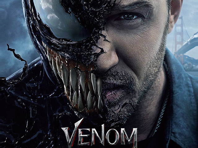 Tom Hardy is what makes Venom extremely toxic, and when it comes to venom, the more toxic it is, the better.PHOTO: IMDB
