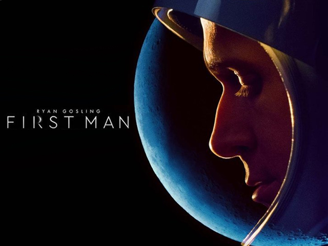 First Man's treatment of its enigmatic protagonist is also peculiar. PHOTO: IMDB