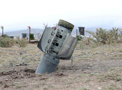 karabakh residents face lurking threat of unexploded cluster bombs