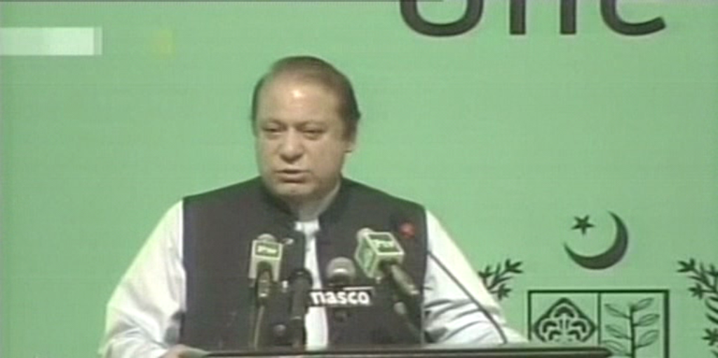 pm nawaz says qadri should have participated in elections if he wanted a revolution