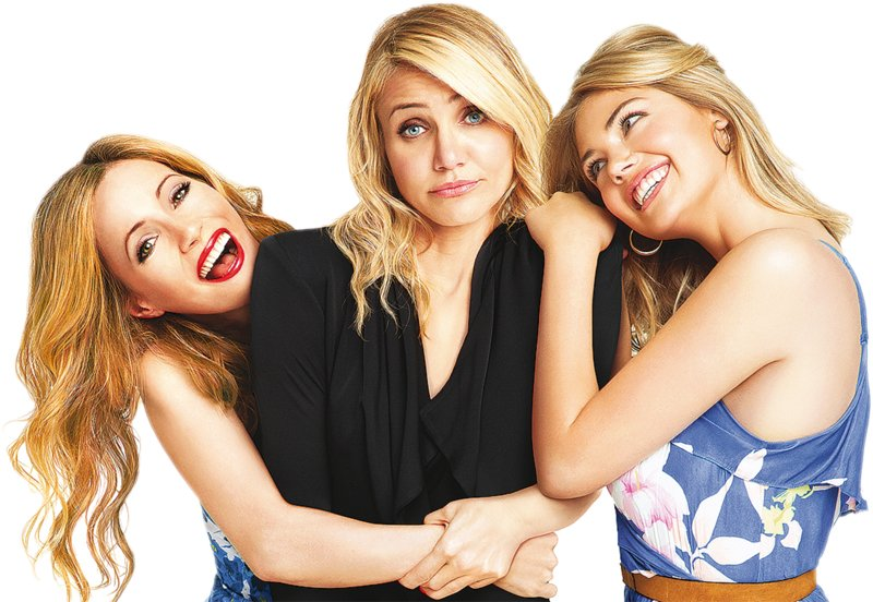 movie review the other woman   the ma i n problem