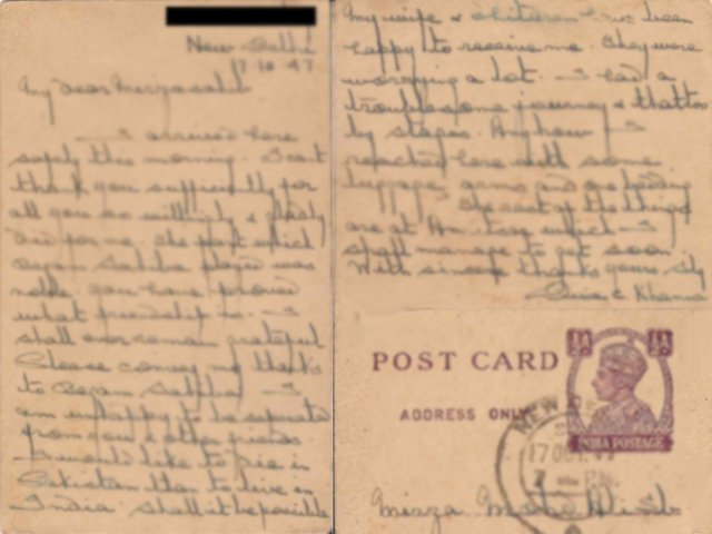 Postcard period Pain-Real pain