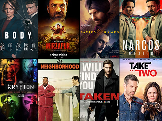 With loads of new enticing television shows being produced every year and keeping us hooked throughout, there is no doubt that we are witnessing 'peak TV'.