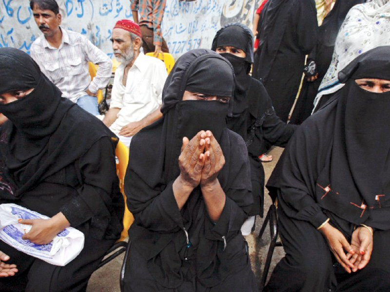 baldia factory fire two years on victims families struggle to come to terms with their loss