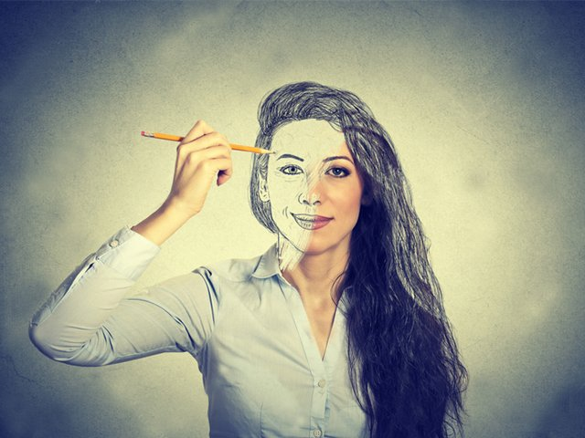 When I did not have time to draw anymore, did I become any less of myself? PHOTO: SHUTTERSTOCK