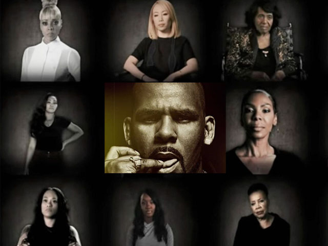 this documentary series on r kelly focuses on the victim