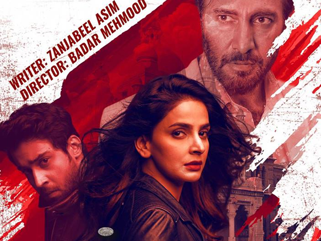 Cheekh is indeed a great and daring step, and proves our industry is maturing with time. PHOTO: FACEBOOK/ ARY DIGITAL