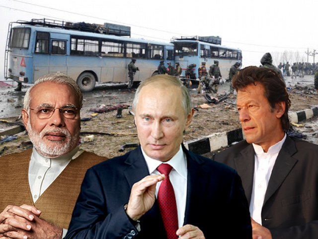 Swooping in to become chief mediator could save Russia from having to choose between India and Pakistan in the future.
