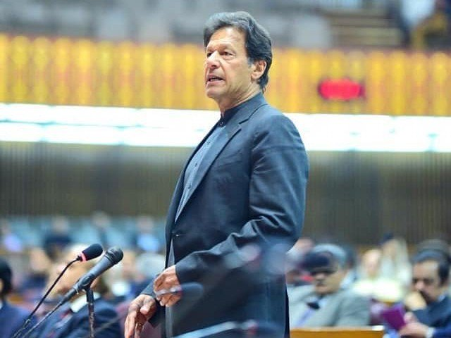 As per the resolution, the main reason for nomination is Imran's role in reducing current tensions with India. PHOTO: INSTAGRAM/@imrankhan.pti