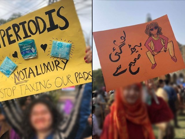 the posters alone were a good enough reason to be there depicting opinionated bold women