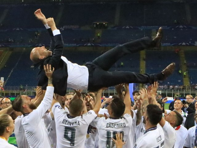 zidane s homecoming is the fairy tale twist that real madrid craved but will there be a happy ending