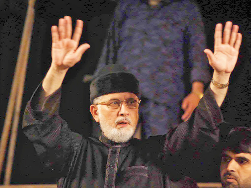 qadri vows to return as he leaves for us
