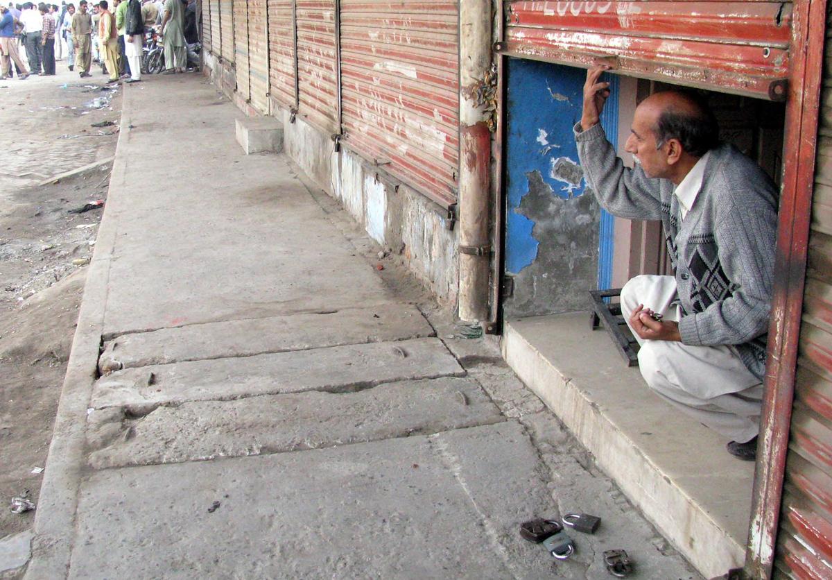 smart lockdowns imposed in various areas of gujranwala