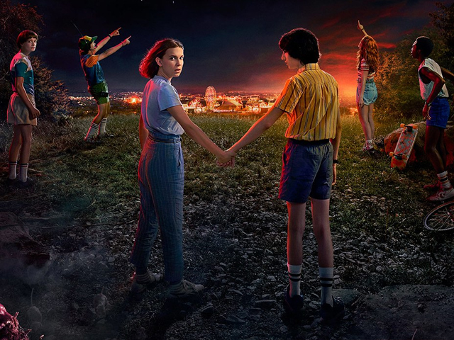 Season three of Stranger Things comes out on July 4, 2019. PHOTO: NETFLIX