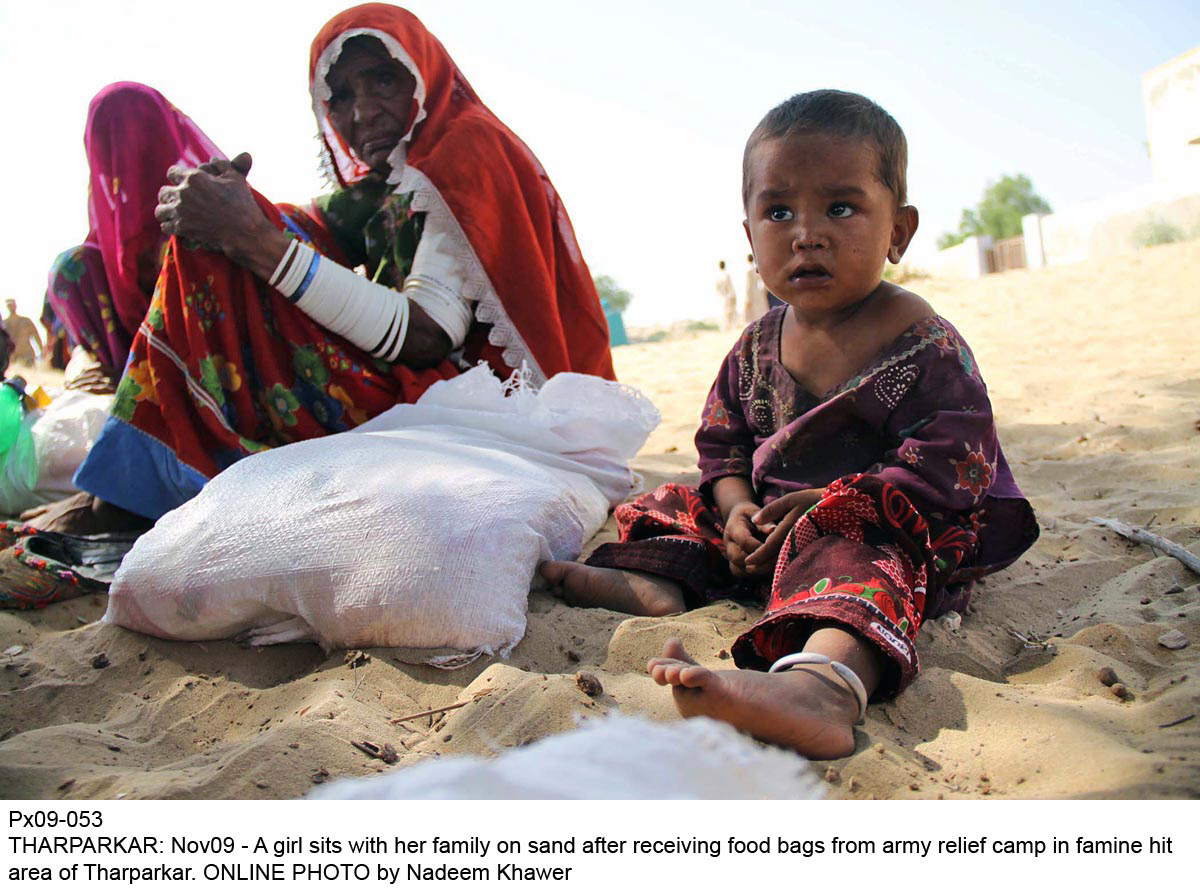 tharparkar death toll climbs to 562 as two more infants die