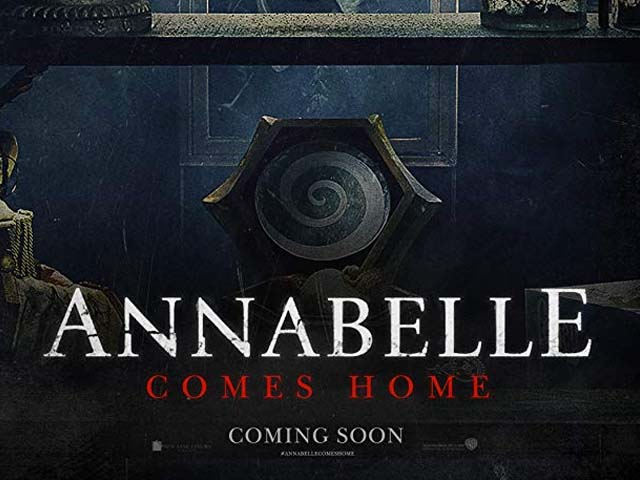 Annabelle Comes Home hits cinemas on June 28, 2019.