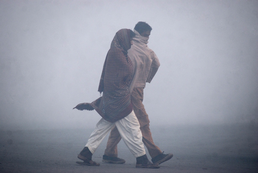 karachi sees coldest morning in 10 years