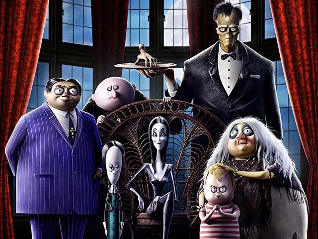 The Addams Family hits cinemas on October 11, 2019. PHOTO: IMDB