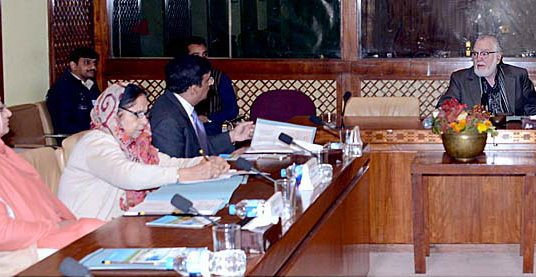 senator haseeb khan asked the government to immediately appoint a head of drap photo app