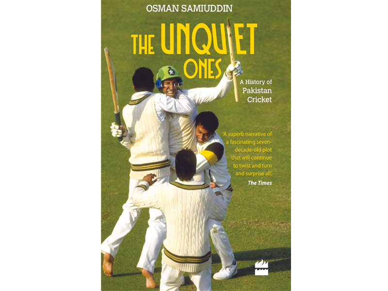 book review the unquiet ones   war and peace and reverse swing