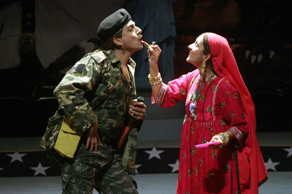 PHOTO: Ajoka Theater Facebook Page