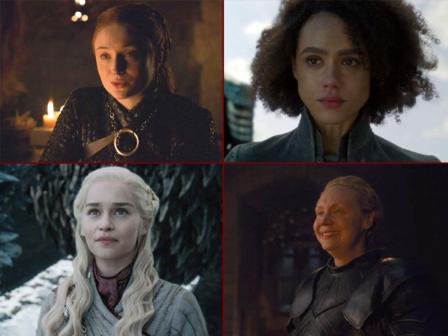 The episode's greatest disservice is to its women, and it fails them at four distinct points with four different female characters.