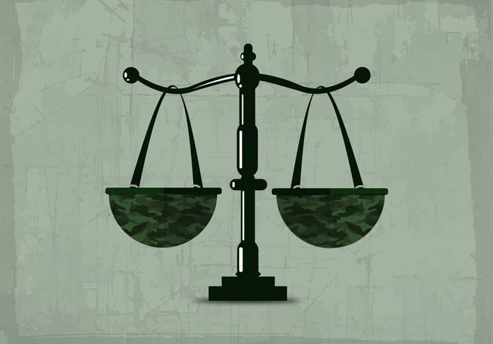 quot military courts or tribunals are permitted under international law and there is no prohibition to establish the same in order to carry out prosecution of specialised offences against the state such as waging war said soofi photo creative