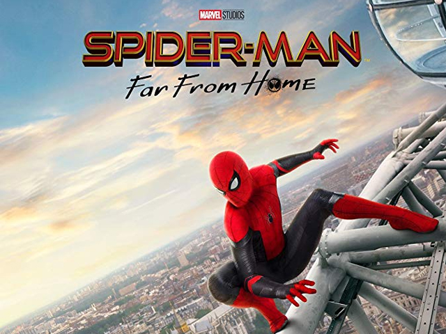 Spider-Man: Far From Home arrives in cinemas on July 2, 2019. PHOTO: IMDB