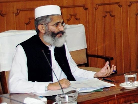 demands that un make laws against sacrilege of all religious personalities jamaat e islami chief sirajul haq photo inp