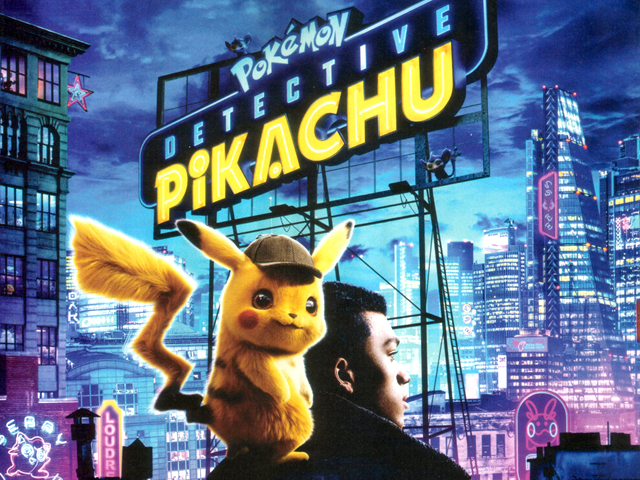 hilarious and exciting detective pikachu reminds us why he is the favourite pok mon