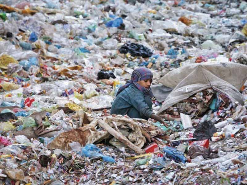 plastic waste researchers hoping to commercialise recycling