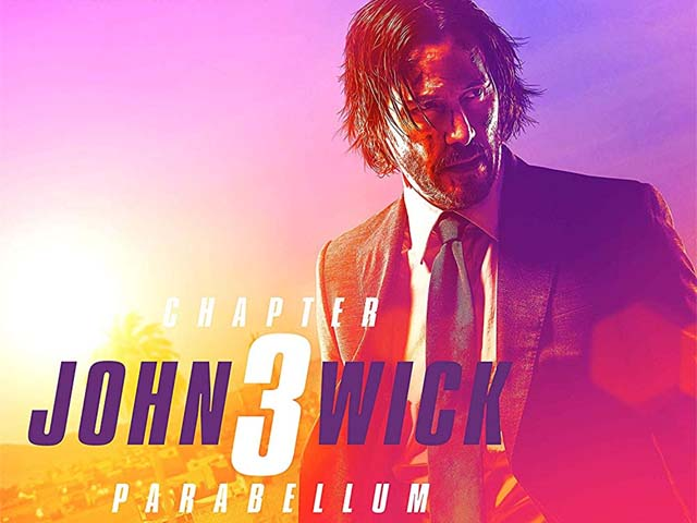 john wick 3 an evolving extravaganza of action that leaves no stone unturned