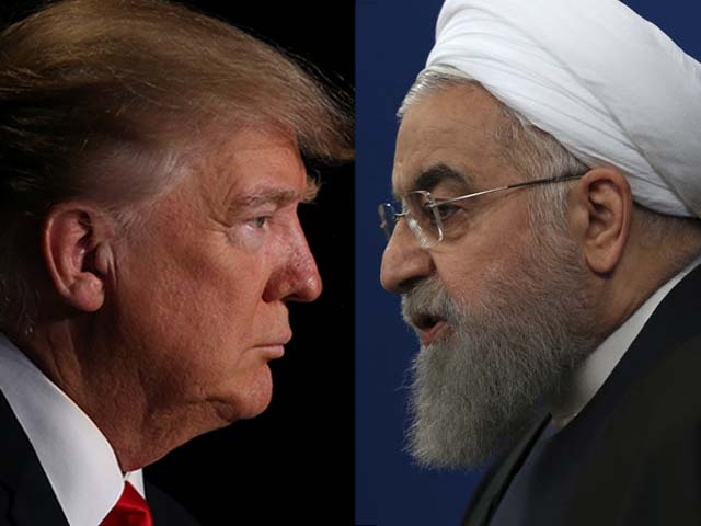 is war between the us and iran imminent