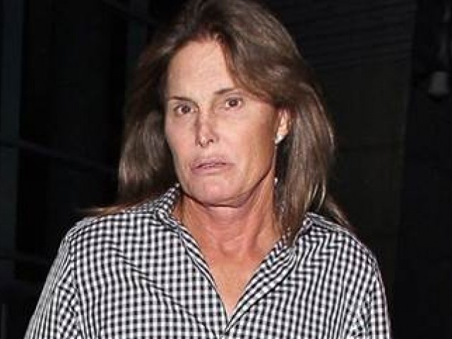 Bruce Jenner transitioning into a woman. PHOTO: REUTERS