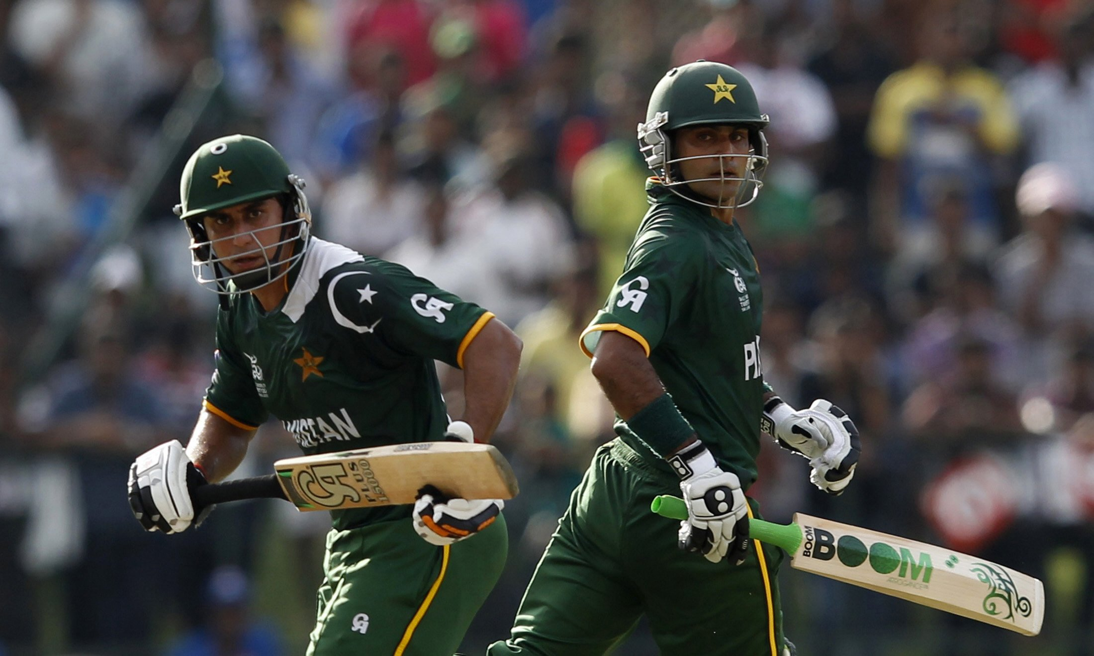 Jamshed will, however, not play against India. PHOTO: REUTERS