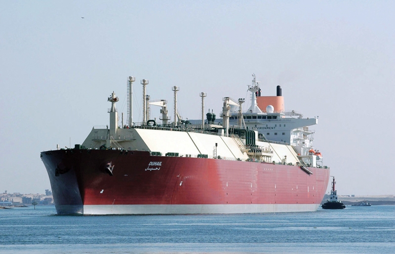 offer multibillion dollar deals for lng supply to pakistan photo afp