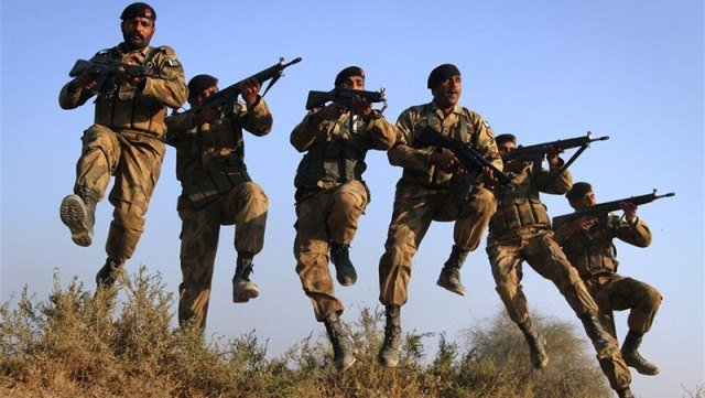 a file photo of army personnel photo reuters