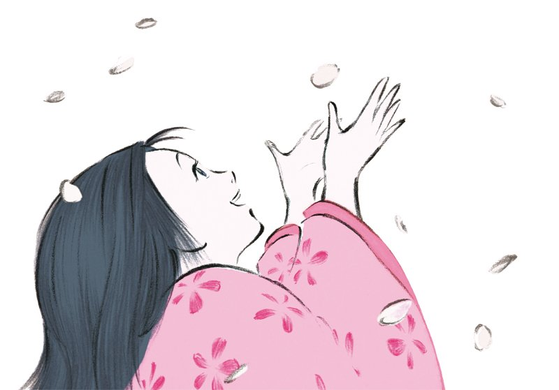 film review the tale of princess kaguya   a royal animation